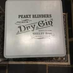 Peaky Blinders Table